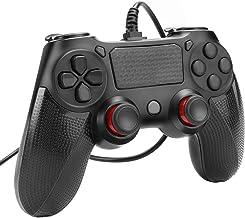 Powcan PS4 Controller bedrade controller voor Playstation 4 Dual Vibration Shock Joystick Gamepad voor PS4 / PS4 Slim / PS...