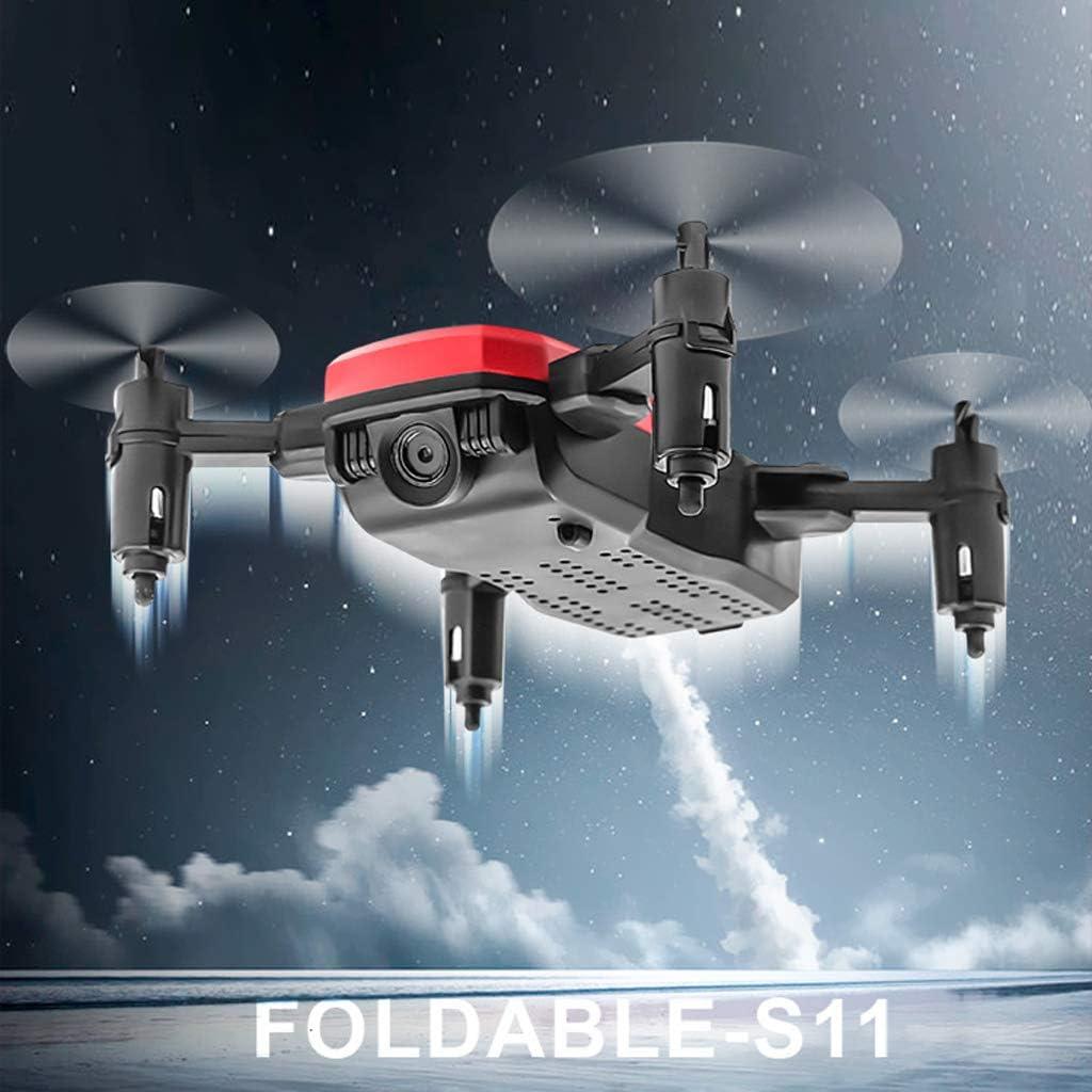 Drone 200W HD Quadricoptère 2.4Ghz 6 Axes gyroscopique 4 canaux RTF hélicoptère Choix Les Enfants Les débutants Noir 200w Pixel A