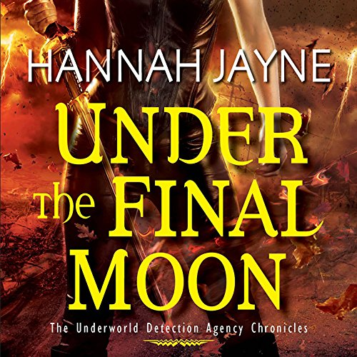 Under the Final Moon audiobook cover art