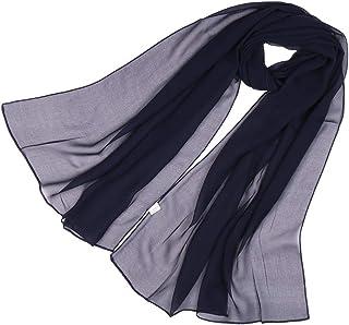 KAVINGKALY Leichter einfarbiger Schal für Damenmode Schals Sonnenschutzschals