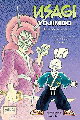 Usagi Yojimbo Volume 14: Demon Mask (English Edition)