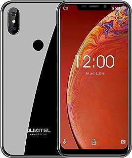OUKITEL C13 Pro، 2GB+16GB، كاميرات خلفية مزدوجة، التعرف على الوجه بصمة الإصبع، 6.1 بوصة 2.5D U-notch شاشة أندرويد 9.0 MTK6...