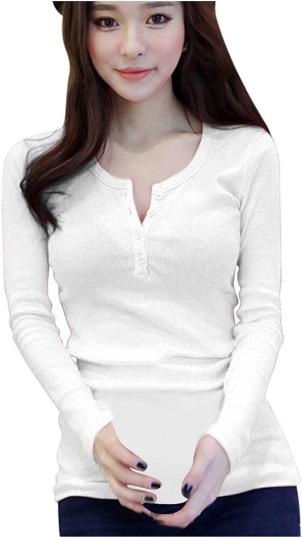 Glqwe Lingerie Women Thermal Underwear Winter Lingerie Long Sleeve O-Neck Thermal Top Thermal Shirt Women Top (Color : White, Size : XXX-Large)