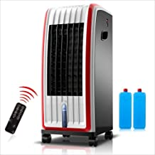 Air-Conditioning Fan, Cooling and Heating Air Conditioning Remote Control Small Air Conditioner for Living Room Car Bedroo...