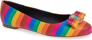 [サルヴァトーレ フェラガモ] レディース パンプス Varina Rainbow Flat [並行輸入品]