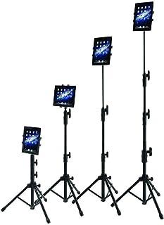 Sponsored Ad - IPad Tripod Stand, Raking Foldable Floor Height Adjustable Tablet Tripod Stand for iPad Mini1,2,3, iPad Ai...