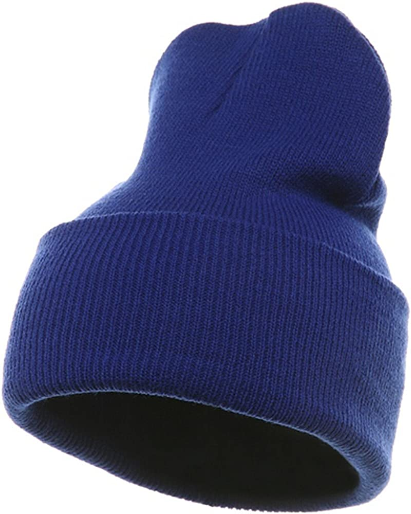 Cheap super special price Long Beanie-Royal 70% OFF Outlet W16S24E Blue
