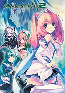 Record of Agarest War 2: Heroines Visual Book by Compile Heart (2016-05-05)