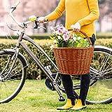 Catadrioptico Reflector Blanco Rojo para Guardabarros de Bicicleta Vintage 3823