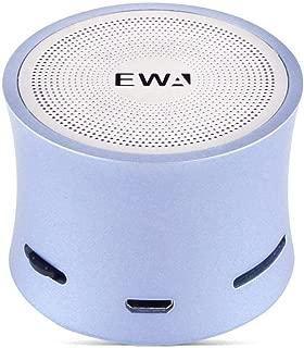 EWA A104 Portable Bluetooth Speakers - Blue