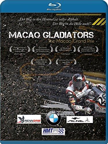 Macao Gladiators [Blu-ray]