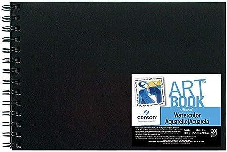 Canson Montval Aquarellblock Block 4X6 0