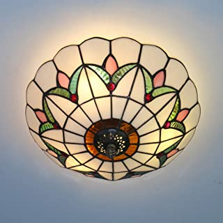 Best stained glass ceiling lamps Reviews