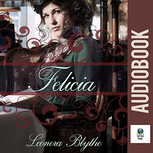 Felicia audiobook cover art