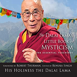 The Dalai Lama's Little Book of Mysticism cover art