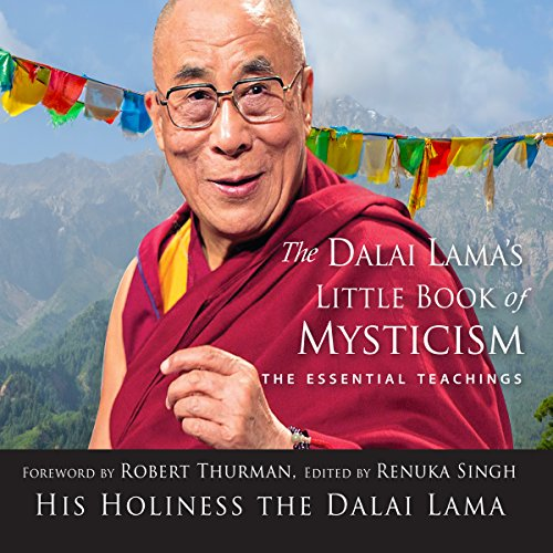 Page de couverture de The Dalai Lama's Little Book of Mysticism