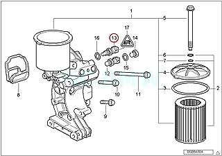 E34-5 Series 95-02 89-98 86-93 88-95 E31-8 Series 92-97 BMW Genuine Outside Ambient Air Temperature Sensor for E30 /& E36-3 Series Z3 - E32-7 Series