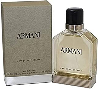 Pour Homme by Giorgio Armani for Men - Eau de Toilette, 100ml