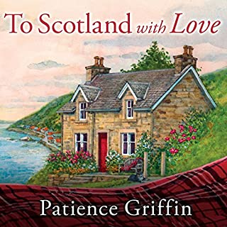 To Scotland with Love audiobook cover art