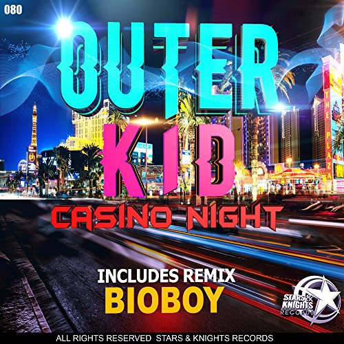 Casino Night (feat. Isser Dither) (Bioboy Remix)