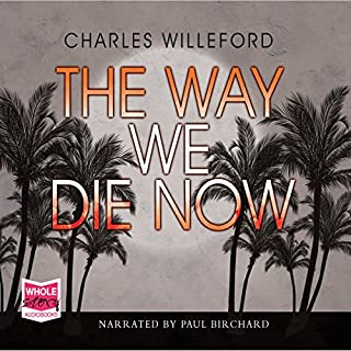 The Way We Die Now Titelbild
