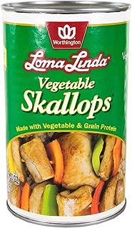 Loma Linda - Plant-Based - Vegetable Skallops (50 oz.) - Vegetarian