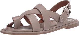 Frye Women's Tait Softy Criss Cross Flat Sandal