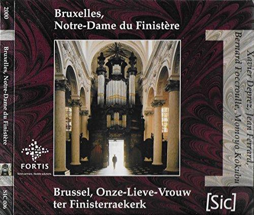 Inauguration de l'Orgue De Notre-Dame du Finistère restauré à Bruxelles