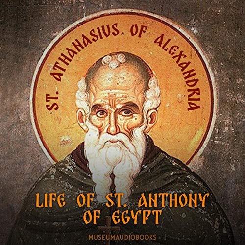 Life of St. Anthony of Egypt cover art
