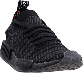 adidas Mens NMD_R1 Stlt Primeknit Casual Sneakers,