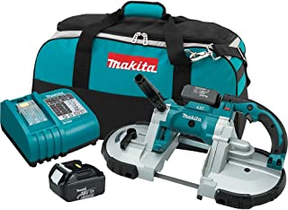 Makita BPB180 18-Volt LXT Lithium-Ion Cordless Portable Band Saw Kit (Discontinued by Manufacturer)