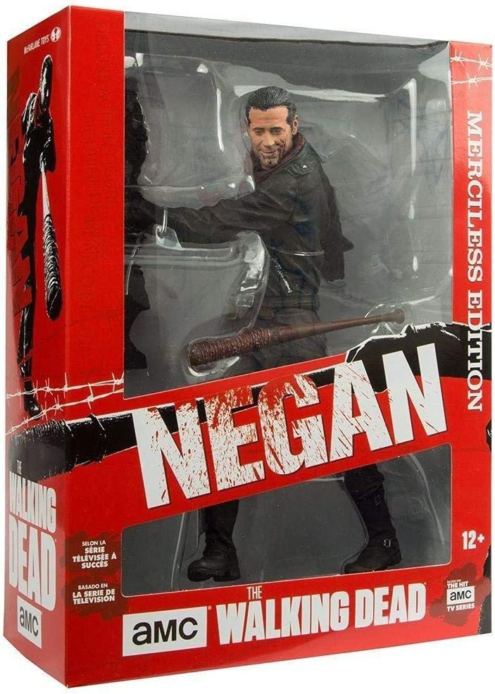 Figura de Negan con Lucille
