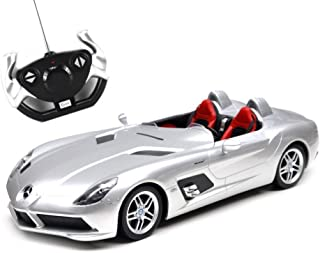 RASTAR R/C 1:12 MERCEDES-BENZ SLR Color May Vary