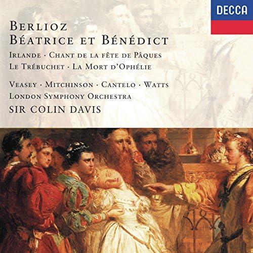 Sir Colin Davis, Josephine Veasey, John Mitchinson, April Cantelo, John Cameron, Helen Watts & London Symphony Orchestra