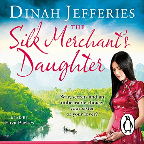 The Silk Merchant's Daughter cover art