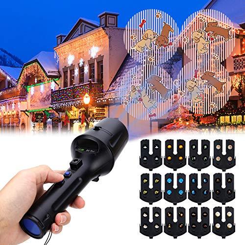 Luces de Proyector Navidad LED