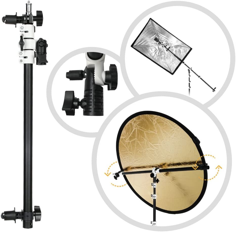 Fotoconic Multi Functional Reflector Backgroun Arm National products 25% OFF Boom Holder
