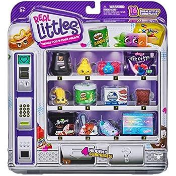 Shopkins Real Littles Shopper Pack | 8 Real L | Shopkin.Toys - Image 1