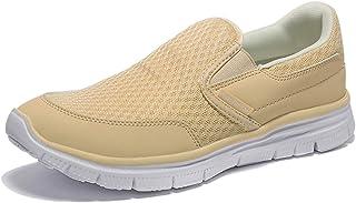 Sport Men's Casual Lightweight Slip-On Walking Shoe Sneakers