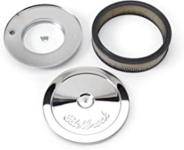 Edelbrock 1208 Pro-Flo Round Air Cleaner