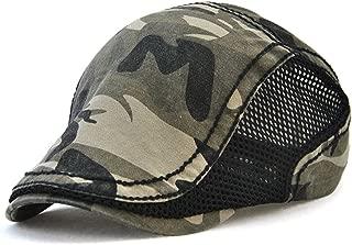 Hats Summer for Men Mesh Camouflage