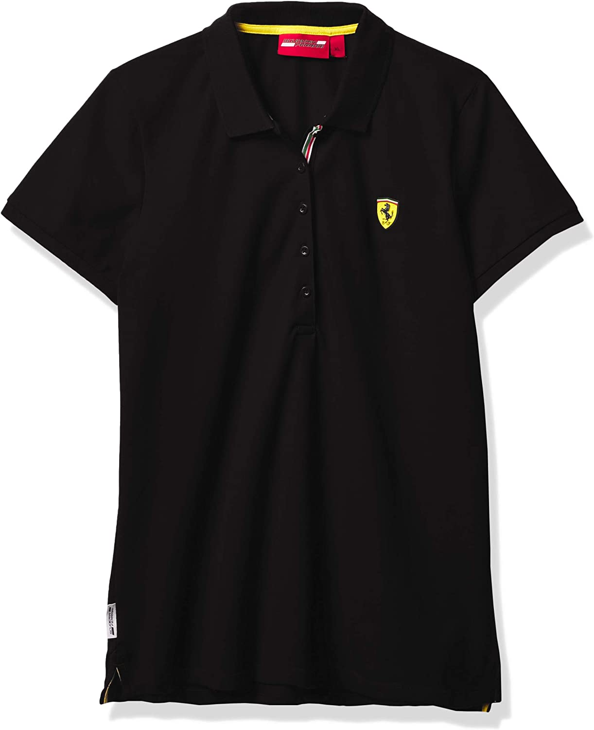 Fuel For Fans Womens Classic Polo