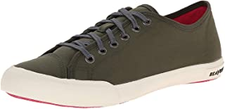 SeaVees Women`s Army Issue Low Standard Casual Sneaker