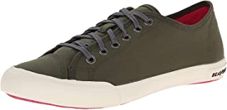 SeaVees Women's Army Issue Low Standard Casual Sneaker