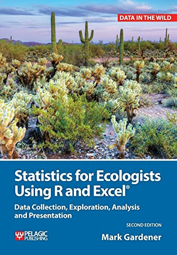 Gardener, M: Statistics for Ecologists Using R and Excel (Data in the Wild)