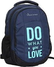POLESTAR Noble Navy Polyester Casual bagpack/School Bag/Laptop Backpack