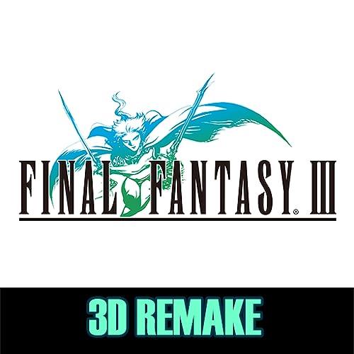 『FINAL FANTASY III (3D REMAKE)』の1枚目の画像
