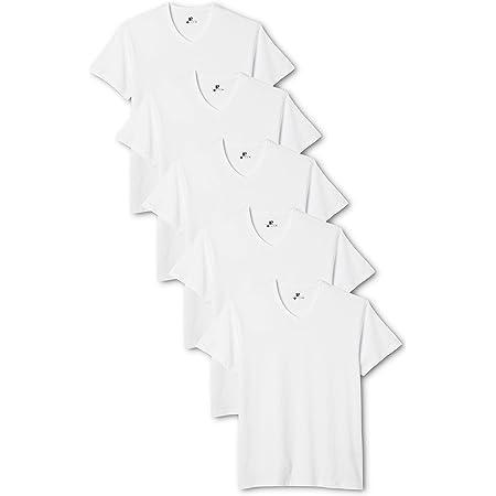 Lower East Herren T-Shirt mit Rundhalsausschnitt, 10er Pack ...