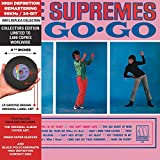 Supremes A Go Go - Cardboard Sleeve - High-Definition CD Deluxe Vinyl Replica - IMPORT by The Supremes (2013-06-18)
