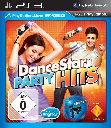 Sony DanceStar Party Hits - Juego